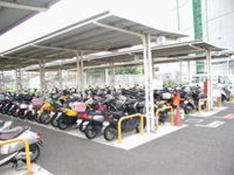 ... みどり公社 - 市営自転車駐輪場